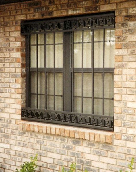 decorative security bars for residential windows security bars doors metal fabrication aluminum