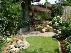 Kiesflächen Im Garten : der garten r srath galerien ~ Markanthonyermac.com Haus und Dekorationen
