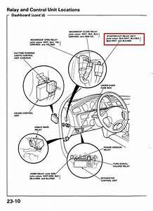 1994 Del Sol 1 5 No Crank  New Solenoid In Dist   New Main