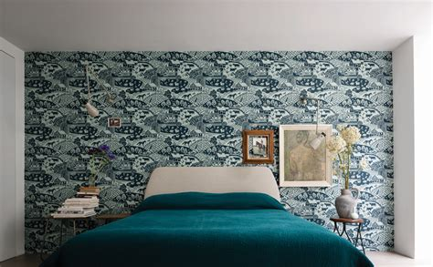 Laie Tapisserie by Our Wallpaper Farrow