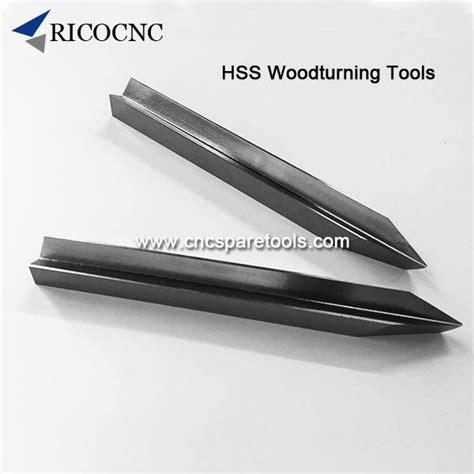 hss lathe knife cutters  woodturning copy cnc lathe machine
