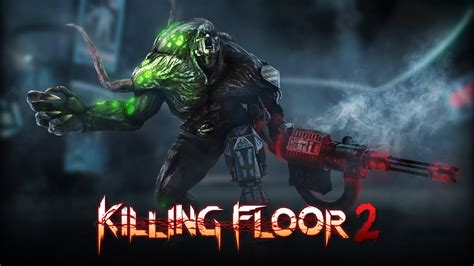 killing floor 2 patriarch killing floor 2 trailer return of the patriarch youtube
