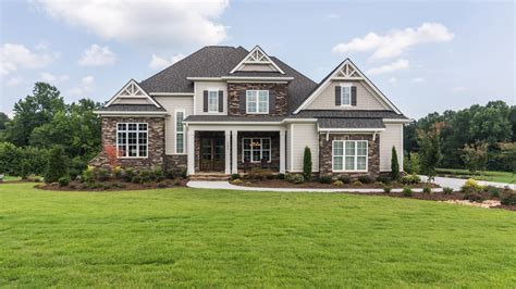 New Executive Homes Photo by Hearthstone Luxury Homes Opens New Model Home In The