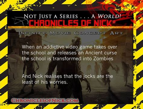 infinity chronicles  nick  dark hunter league