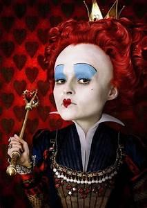 La Reine De Coeur : comment r aliser un maquillage pour d guisement reine de ~ Nature-et-papiers.com Idées de Décoration