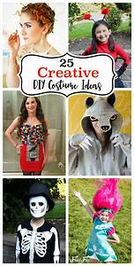 25 Creative DIY Costume Ideas | Yesterday On Tuesday