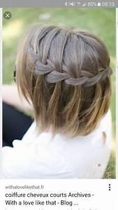 Comment Faire Un Carré Plongeant : coiffure a faire avec un carr plongeant ~ Dallasstarsshop.com Idées de Décoration