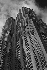 Frank Gehry's Beekman Tower in New York
