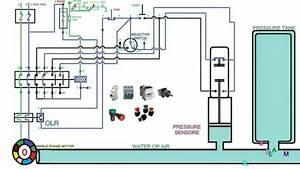 Toshiba Motor Starter Wiring Diagram