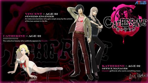 Check out inspiring examples of atlus_catherine artwork on deviantart, and get inspired by our community of talented artists. Catherine Wallpaper by RiffFyreblade on DeviantArt