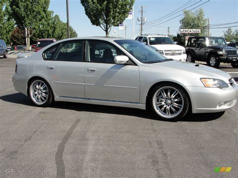 subaru legacy rims 2006 subaru legacy 2 5 gt limited sedan custom wheels