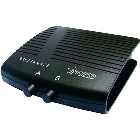 ordinateur de bureau fnac vivanco hdx2 1man1 3 switch hdmi 1 3 manuel 2 ports