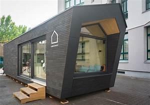 Wohnen Auf Kleinem Raum : wohnen auf kleinstem raum mit den h tten von cabin spacey mit vergn gen berlin ~ Markanthonyermac.com Haus und Dekorationen