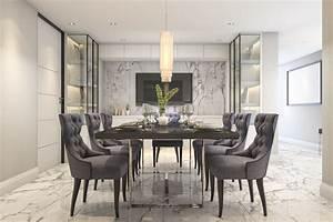 25, gray, dining, room, design, ideas