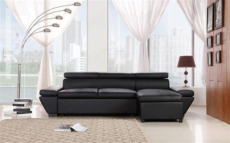 canapé casanova canapé d 39 angle à droite casanova noir