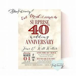 Cheap invitations children39s birthday invitations printable for Cheap 40th wedding anniversary invitations