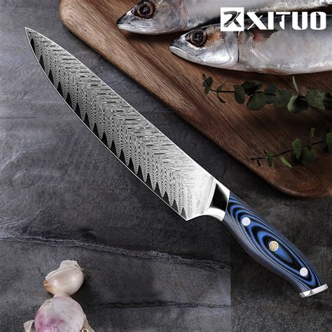 best affordable kitchen knives aliexpress buy xituo pro chef knife japanese