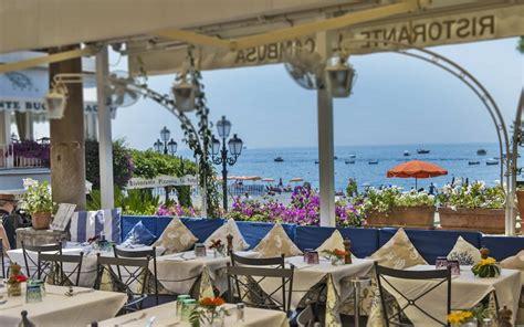 Best Restaurants Amalfi Coast the best amalfi coast restaurants telegraph travel