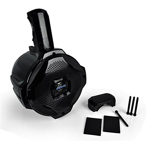 Bluetooth Boat Tower Speakers by Lanzar 6 5 Bluetooth Wakeboard Speaker Active Powered