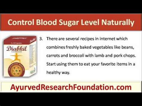 simple  effective tips  control blood sugar level