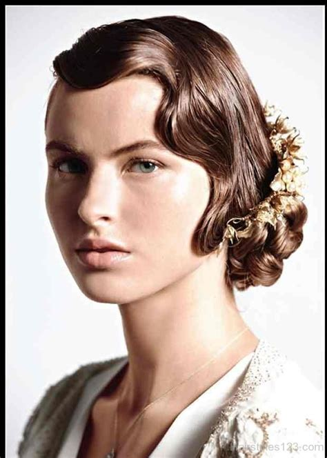 Womens 1920 Hairstyles by Hairstyles 1920s Hair Loss