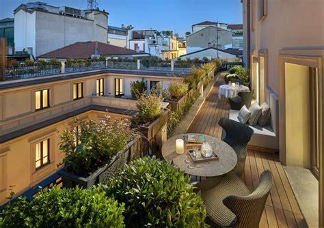 mandarin oriental milan hotel timeless luxury  chic