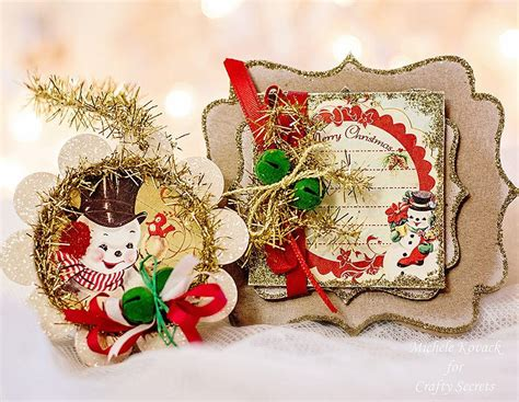a frosty christmas diy ornaments allfreechristmascrafts com