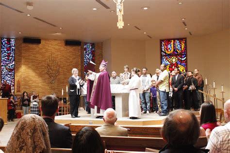 rcia rite sendingelection holy spirit catholic church