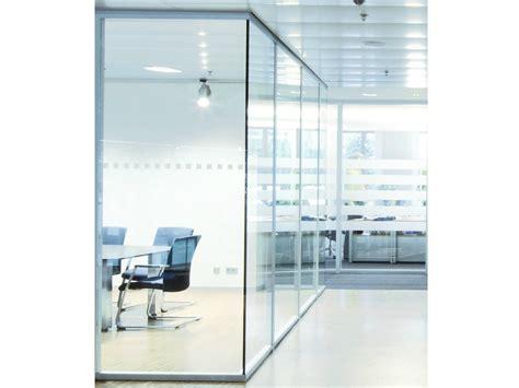 cloison de bureau en verre cloison amovible coulissante de bureau en verre h40 by