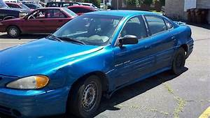 Sell Used 2001 Pontiac Grand Am Se1 Sedan 4