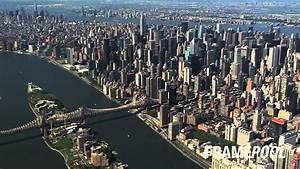 New York City Bird's-Eye View - YouTube