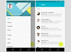 Sneak peek at Android L's redesigned Settings, Gmail