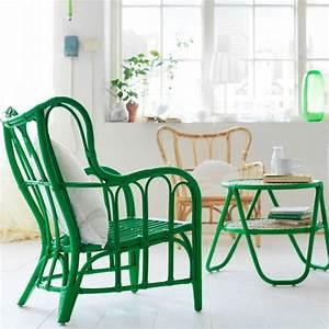 Ikea Fauteuil Salon : ikea collection nipprig en rotin bambou panier ~ Teatrodelosmanantiales.com Idées de Décoration
