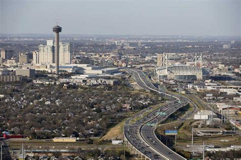 Of San Antonio by Census San Antonio Ranks No 1 In Cities Population