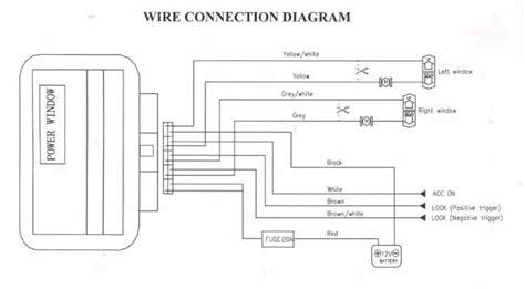 vision central locking wiring diagram 37 wiring diagram