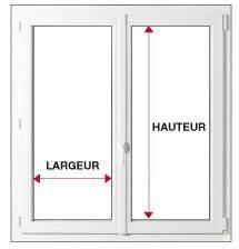 Voilage Vitrage Porte Fenetre : hauteur porte fenetre porte double vitrage prix dthomas ~ Teatrodelosmanantiales.com Idées de Décoration