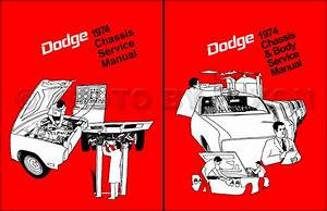 1974 Dart  Demon  Valiant  Duster  Scamp Wiring Diagram