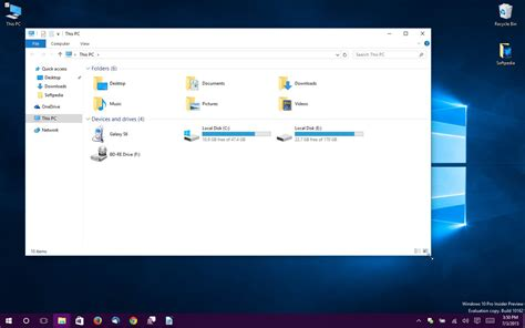 Windows 10 Build 10162 Screenshots