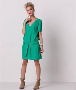 robe fluide soyez chic et elegante toute l39annee With robe ete fluide