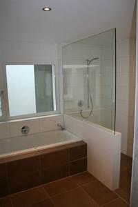 Dusche Und Bad : gemauerte dusche als blickfang im badezimmer vor und nachteile ~ Markanthonyermac.com Haus und Dekorationen