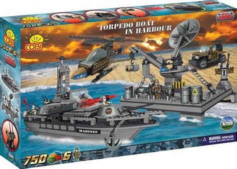 Lego Army Boat Sets by Cobi America S Best Hobby Shop
