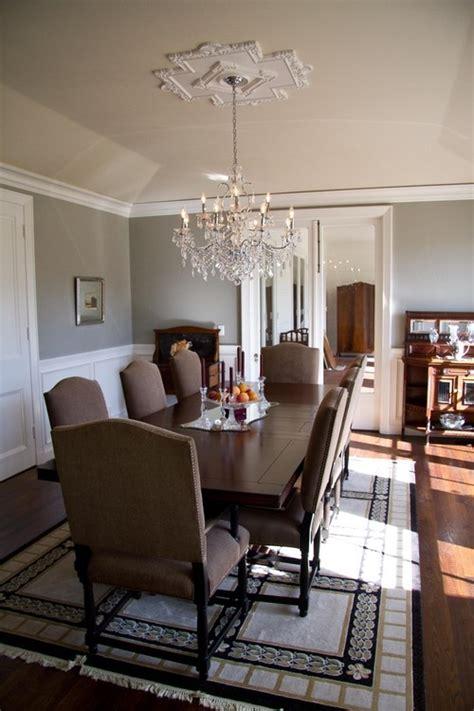 Antique oak dining room furniture