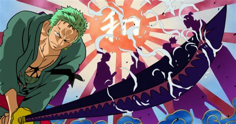 zoro   connection   wano country anime manga