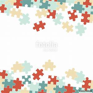 """puzzle pieces background"" Stock image and royalty-free ..."