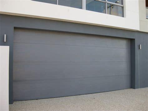 colorbond sectional garage doors perth garage door restore