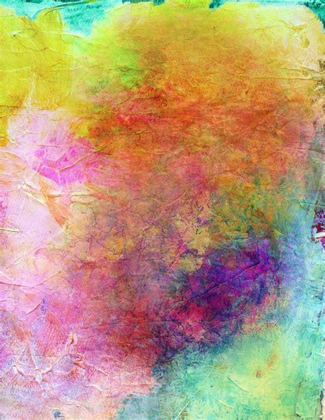 Paint Background Colorful Paint Textures Wallmaya