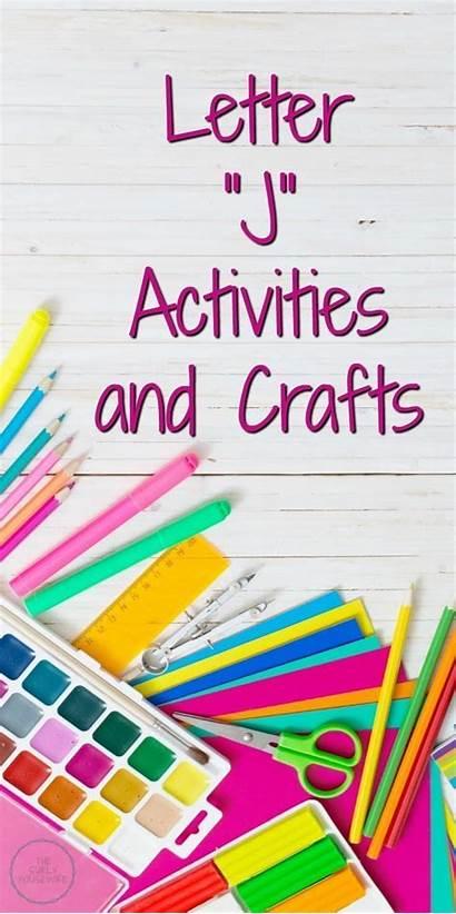 Letter Preschool Activities Books Sensory Crafts Preschoolers