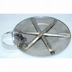 Chapeau Inox Pour Tubage : chapeau chinois r glable inox pour tubage flexible tubest ~ Edinachiropracticcenter.com Idées de Décoration