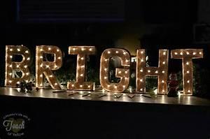 light up paper mache letters school project pinterest With paper mache letter lights