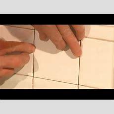 How Do I Repair Tile In A Shower?  Ceramic Tile Repair